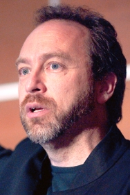 Jimmy Wales - copyrights dreamstime.com